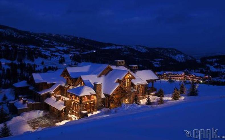 Монтана дахь ордон - 155 сая доллар