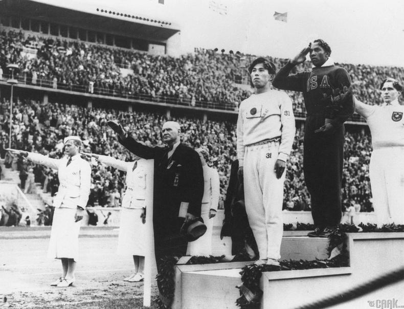 Берлин 1936: Нацистын олимпын наадам