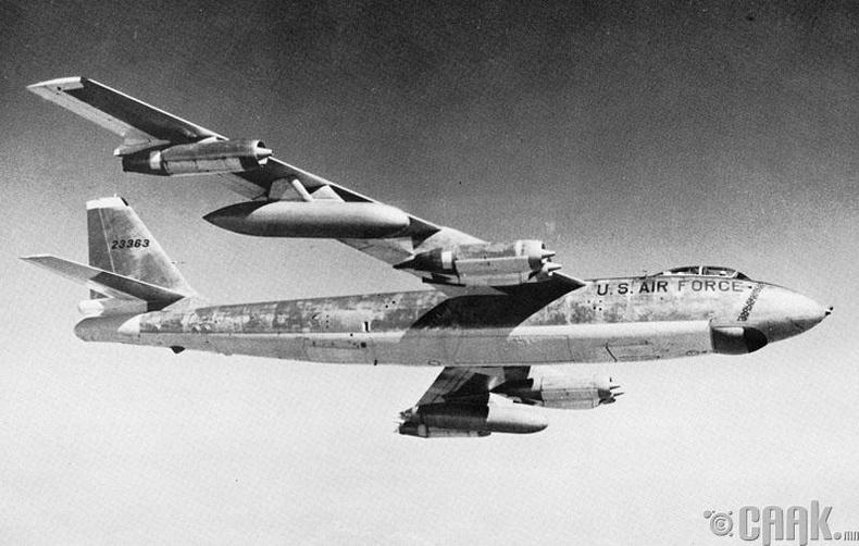 1958 онд Жоржиагийн ойролцоо устөрөгчийн тэсрэх бөмбөгөө алджээ