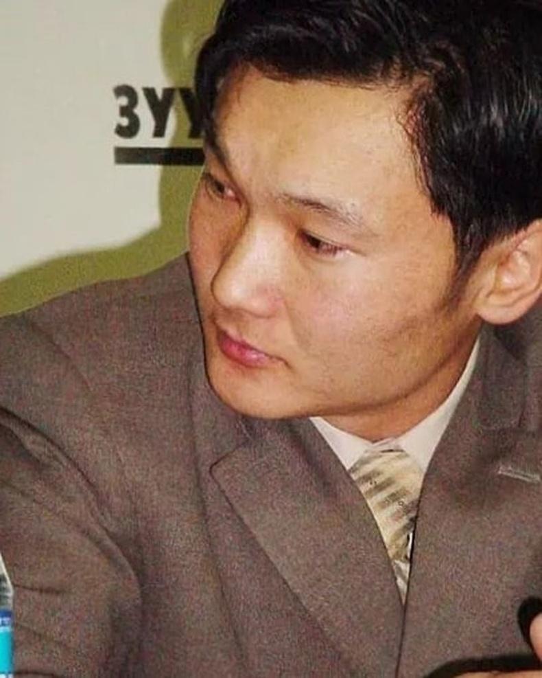 МУГЖ С.Жавхлан (2003)