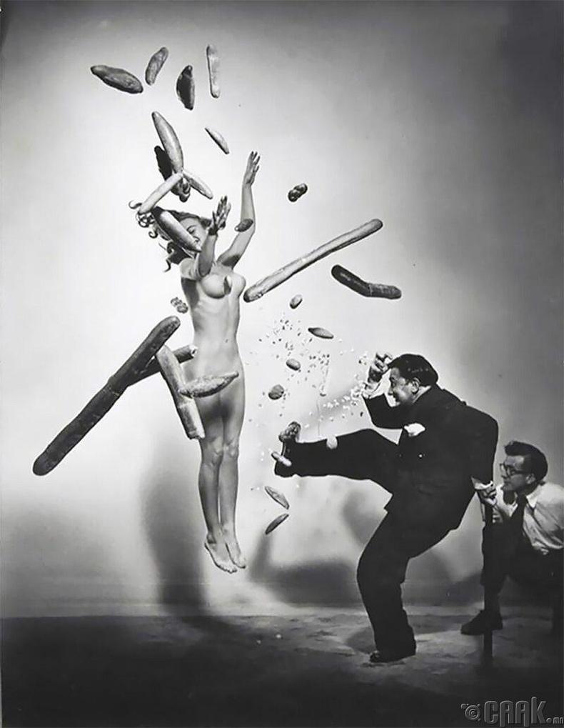 Сальвадор Дали, 1951 он