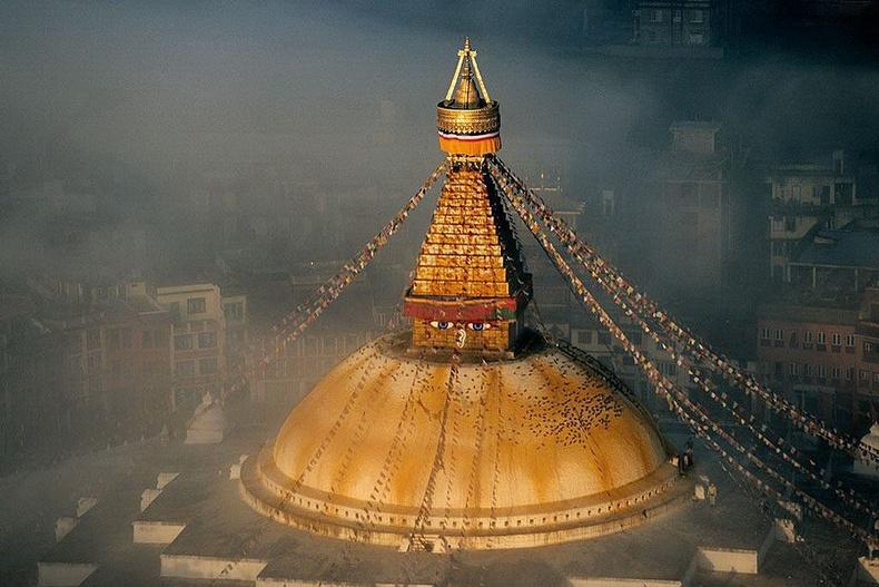Буднат суварга - Катманду, Балба