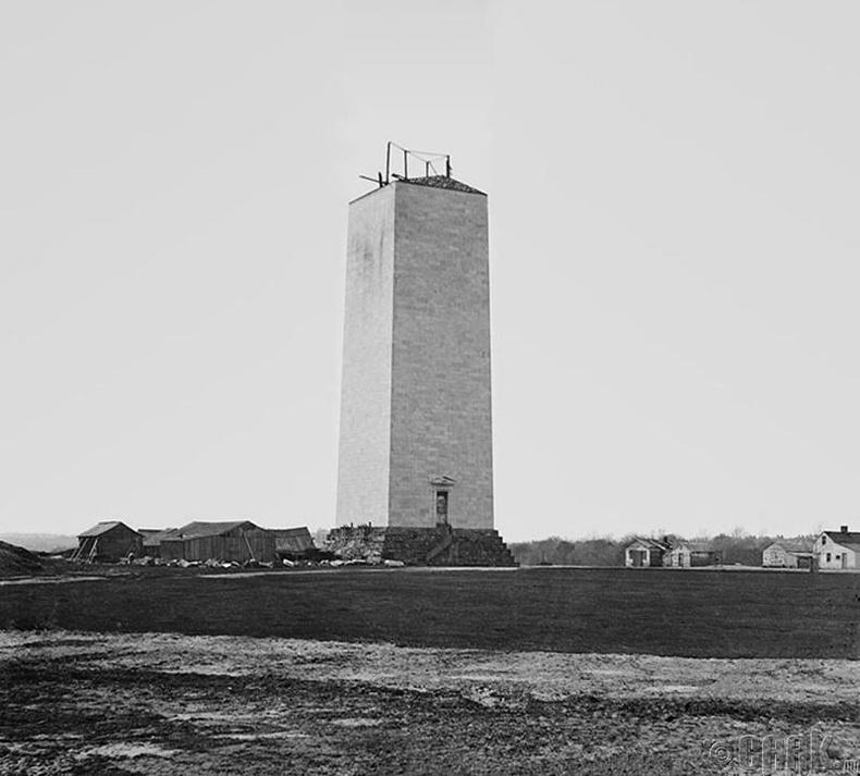 Вашингтоны цамхаг, Вашингтон ДС хот - 1882 он