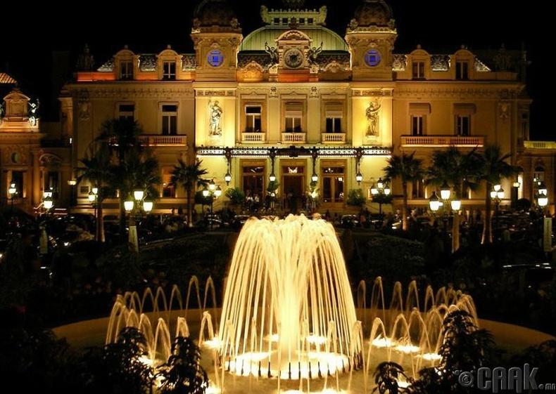 """""""Casino de Monte Carlo"""" - Монако"""