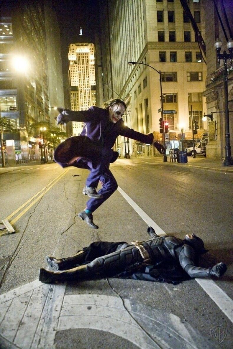 Жокер болон Бетмен