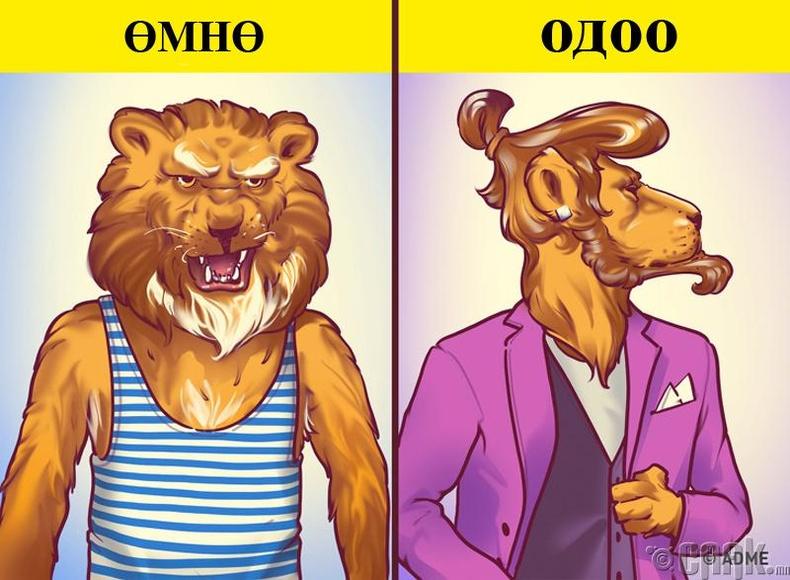 Эрчүүдийн гадаад төрх эрс өөрчлөгджээ