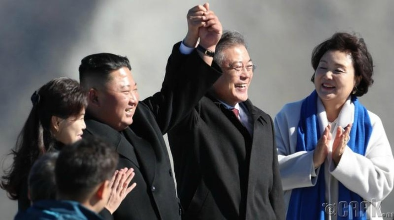 Солонгосчууд Солонгост амьдарч байгаагаа ч мэдэхгүй байх магадлалтай