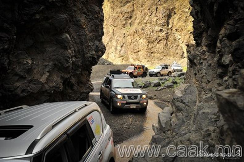 Ниссан Тур 2012 аялал /Фото нийтлэл/