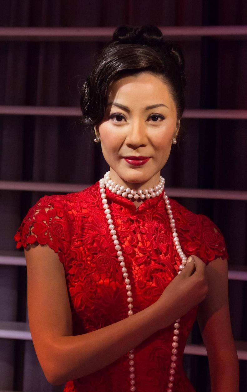 Мишель Ёо (Michelle Yeoh), 58 нас