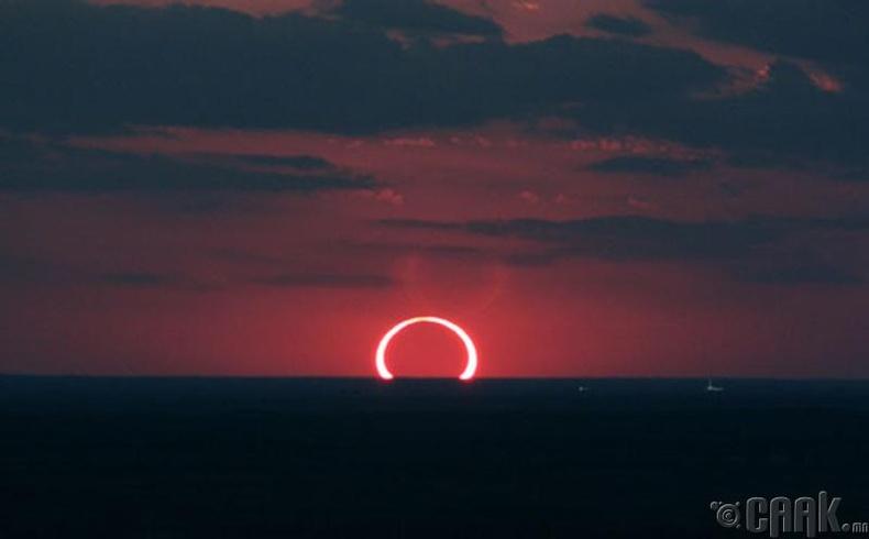 Нар хиртэлтийг бид ахиж харахгүй