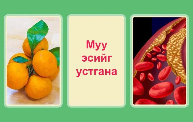 С витаминаар баялаг жимс