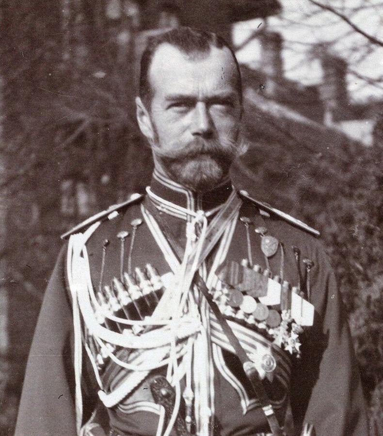 Оросын сүүлчийн эзэн хаан 2-р Николай