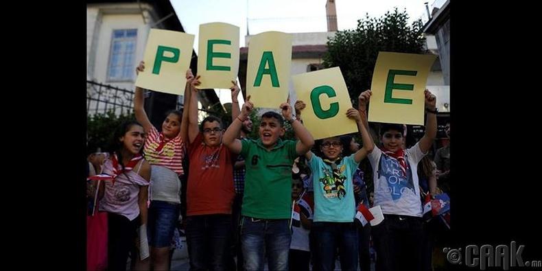 Сирид энх тайван тогтоно (Business Insider)