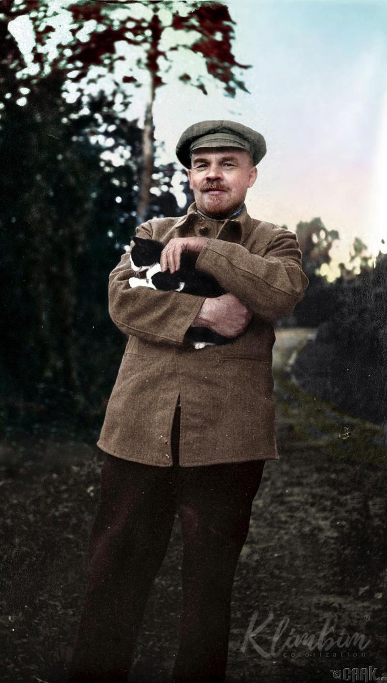 Владимир Ленин - 1919 он