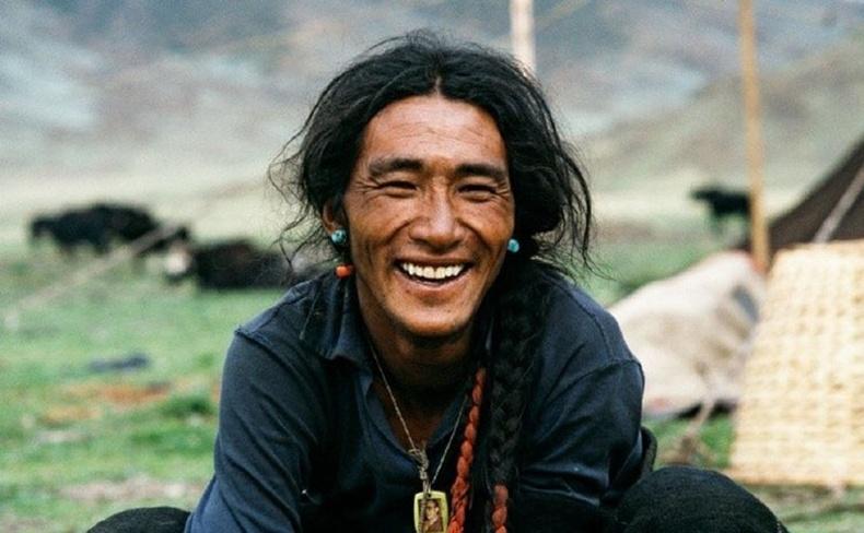 80-аад оны жирийн Төвд иргэдийн ховор зургууд