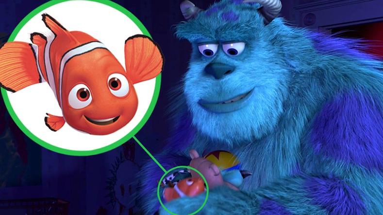 Диснейн хүүхэлдэйн кинонуудын нууц (1-р хэсэг)