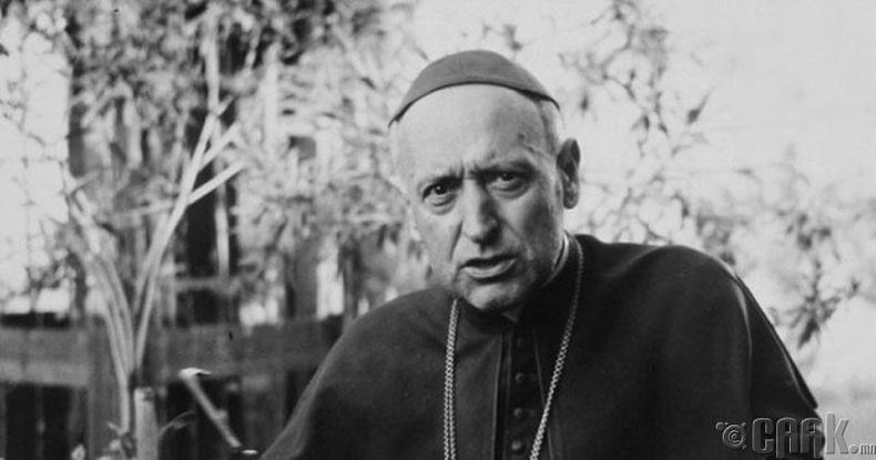 Иожеф Миндсэнти (József Mindszenty)