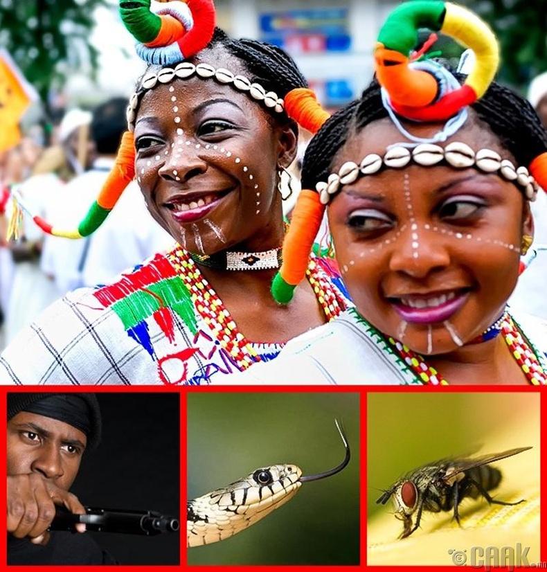 Нигери