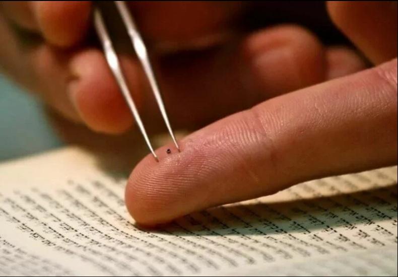 Хамгийн жижиг Библи