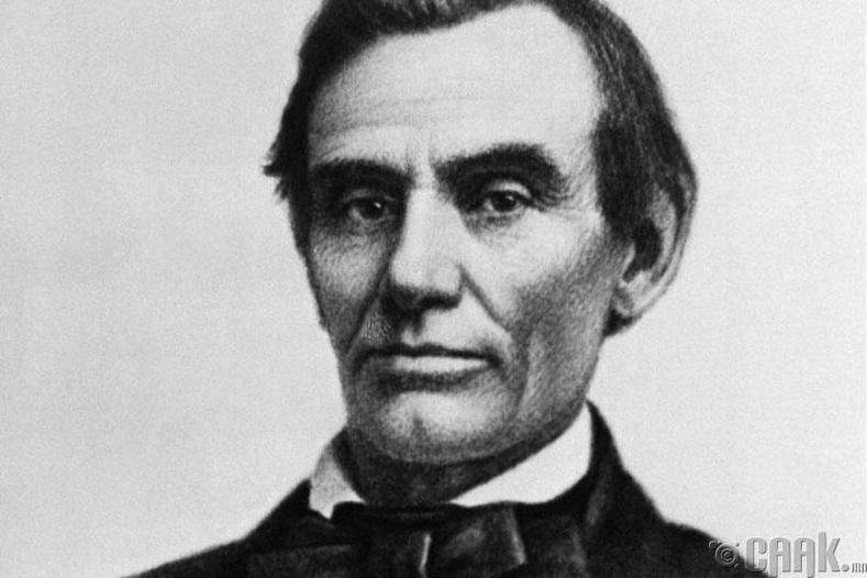 Боолчлолыг эцэс болгоход Авраам Линкольны хувь нэмэр тийм ч их байгаагүй