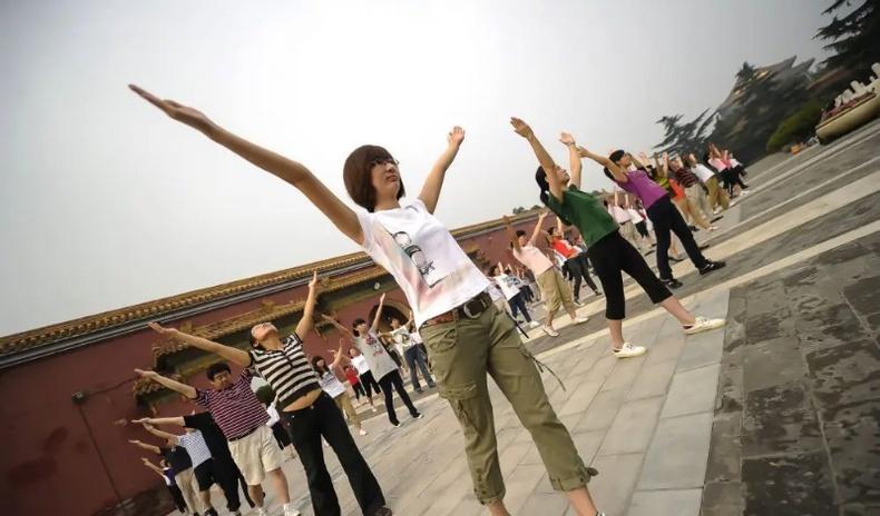 Дасгал хөдөлгөөн хэрхэн Хятадуудын амьдралын салшгүй нэг хэсэг болсон бэ?