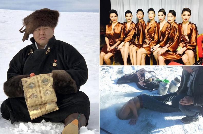 Монгол элдэв зураг (74 фото) №49
