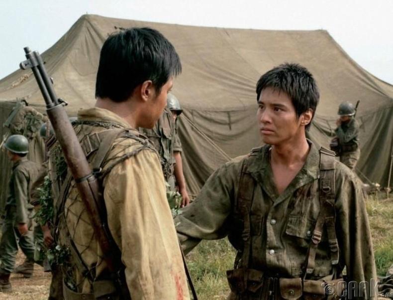The Brotherhood of War  (2004)