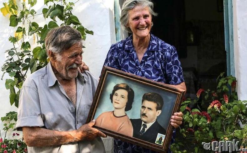 """""""Икариа"""" 100 хүрсэн настангуудын арал"""