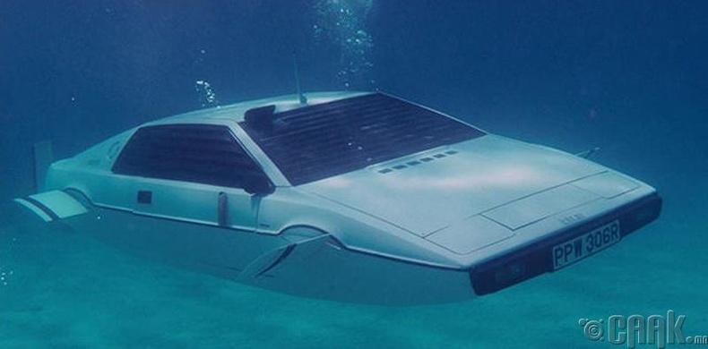 Усан доогуурх автомашин