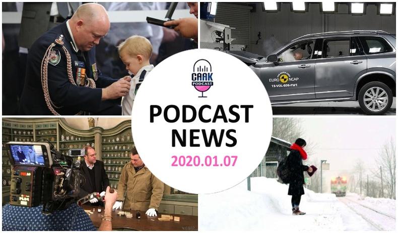Podcast news - Танин мэдэхүй (2020.01.07)
