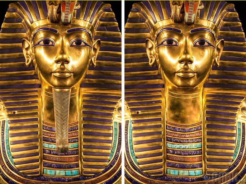 Тутанхамоны алтан багийн сахал 2014 онд алга болж байв