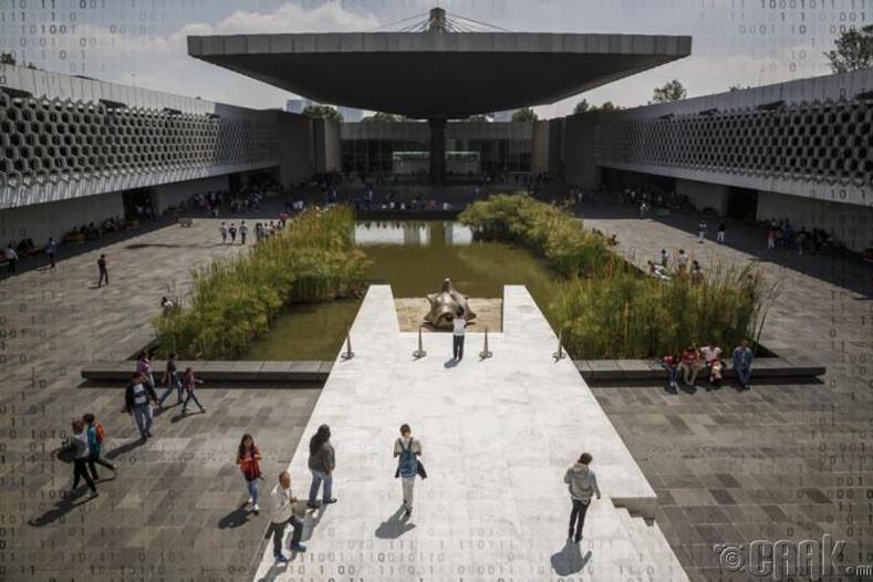 Мексикийн үндэсний Антропологийн музей