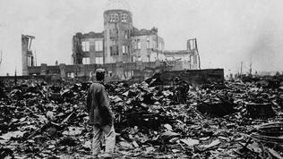 """Атомын бөмбөгдөлтийн дараах  """"Хирошима""""-ийн дүр зураг"""