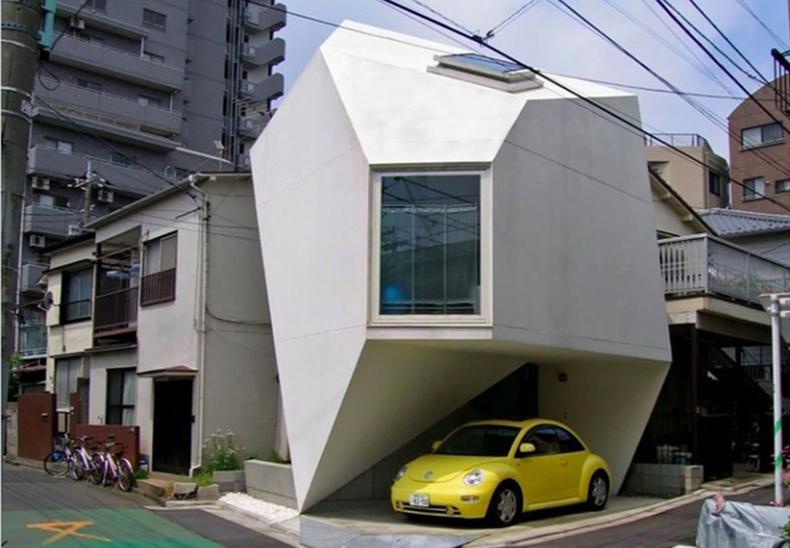 Японы хамгийн өвөрмөц шийдэлтэй барилгууд