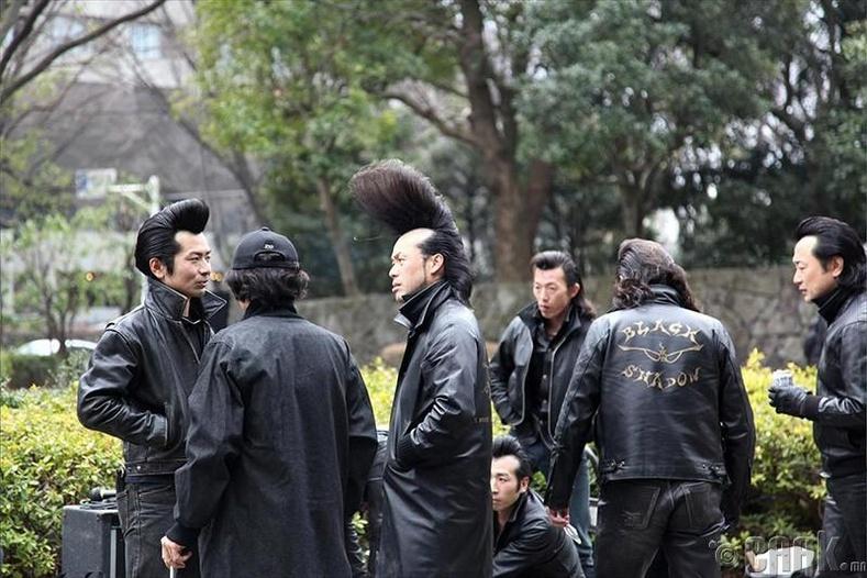 """Greasers"" - Япон"