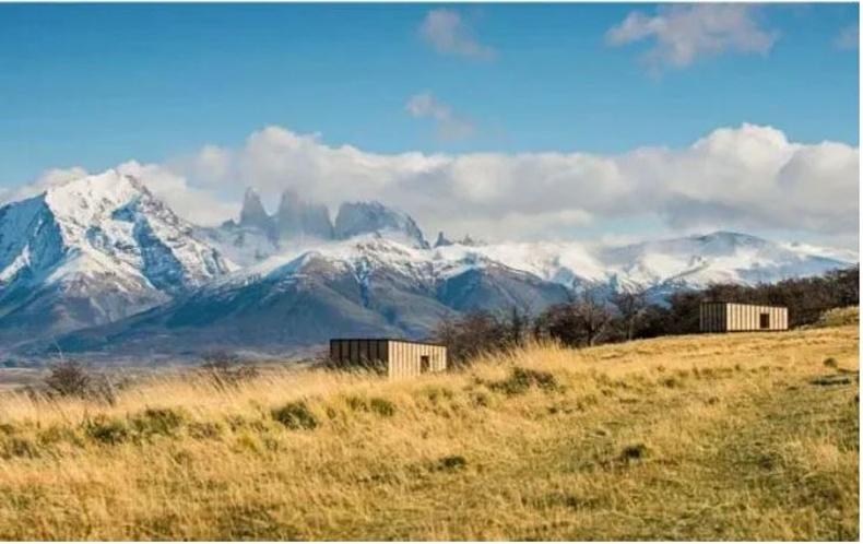 """""""Awasi Patagonia"""", Чили"""