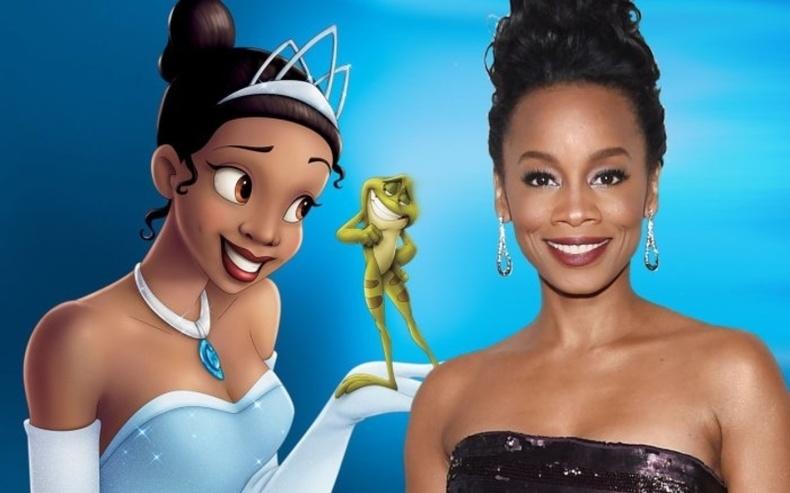 Аника Нони Роуз - Тиана (The Princess and the Frog)