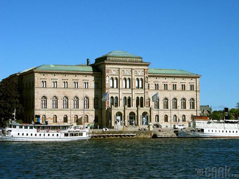 Шведийн үндэсний музей