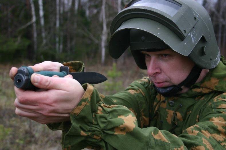 Оросын тусгай хүчний ашигладаг шилдэг хутганууд