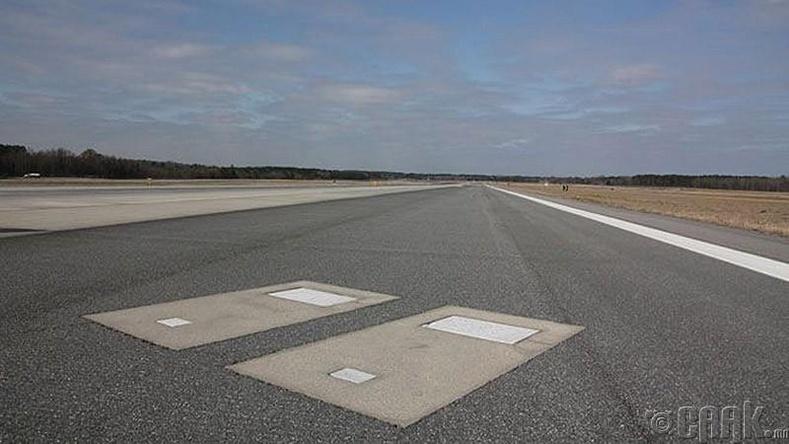 """""""Саванна / Хилтон Хед"""" олон улсын нисэх онгоцны буудал, АНУ"""