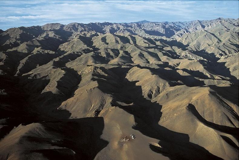 Монголын нүүдэлчид