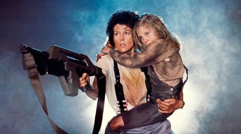 """""""Aliens"""" (1986) - 97%"""