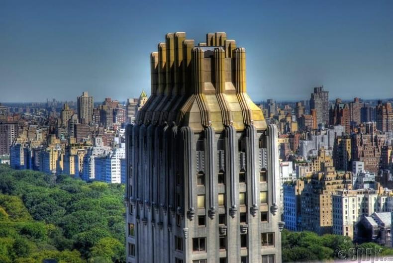"""Trump Park"" - Нью-Йорк"