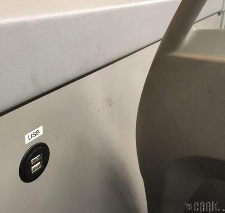 Автобус дотор байрлуулсан USB оролт - Финланд