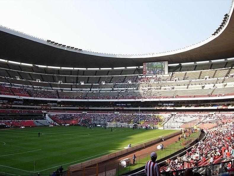 Эстадио Ацтека (Estadio Azteca), Мексик