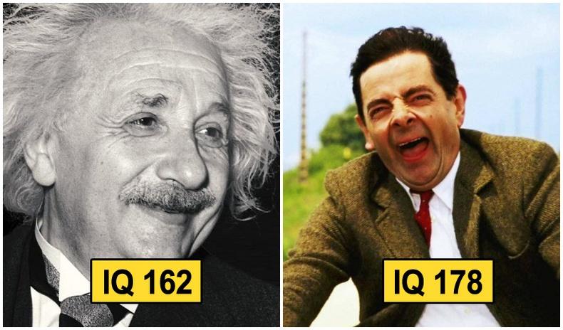 Хамгийн өндөр IQ-тэй өнөө цагийн алдартнууд