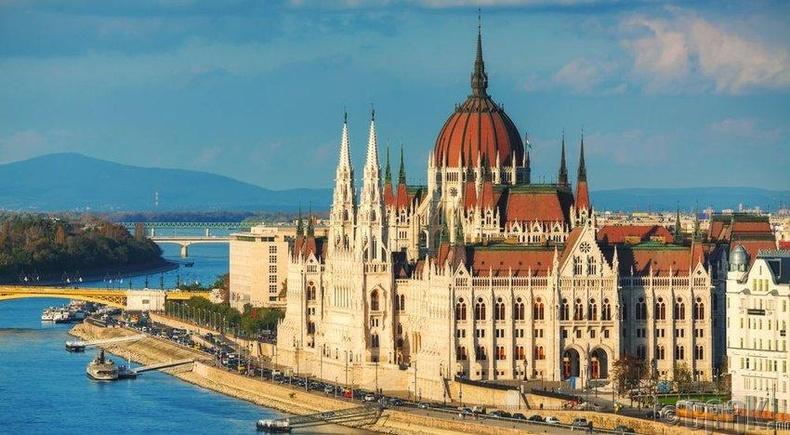 Унгарын парламентийн ордон