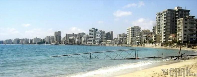 Вароша дүүрэг, Фамагуста хот, Кипр