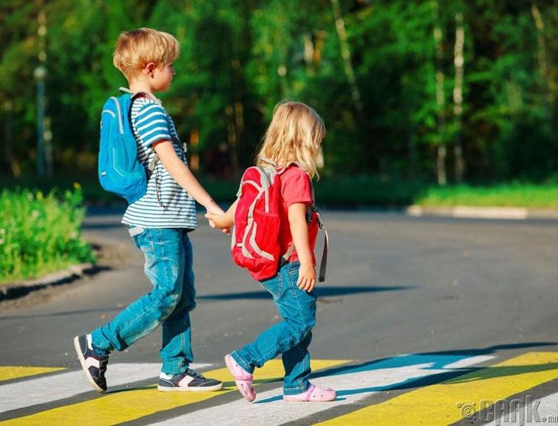 6 настай хүүхдүүд хамгийн их осолд ордог бол 14-өөс дээш насны хүүхэд бараг ордоггүй