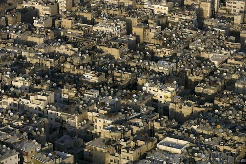Алеппо хот, Сири (дайны өмнө)